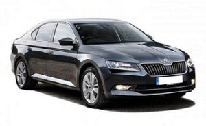 Maidstone Taxi Skoda Superb