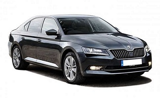 Maidstone-Taxi-skoda-superb